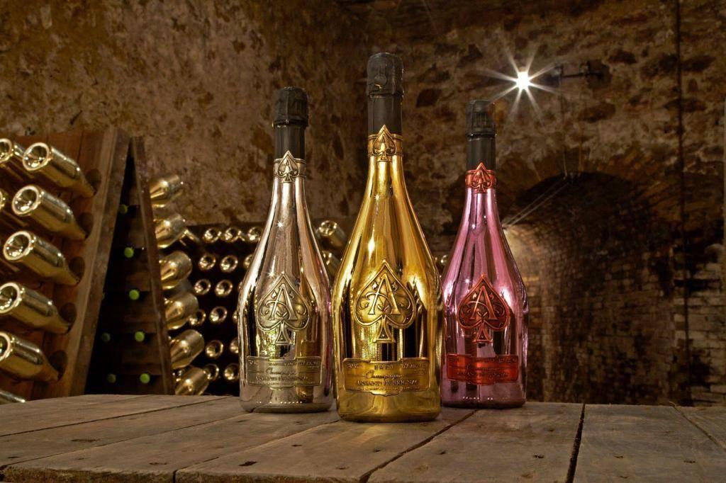 Топ пять самых дорогих игристых вин мира