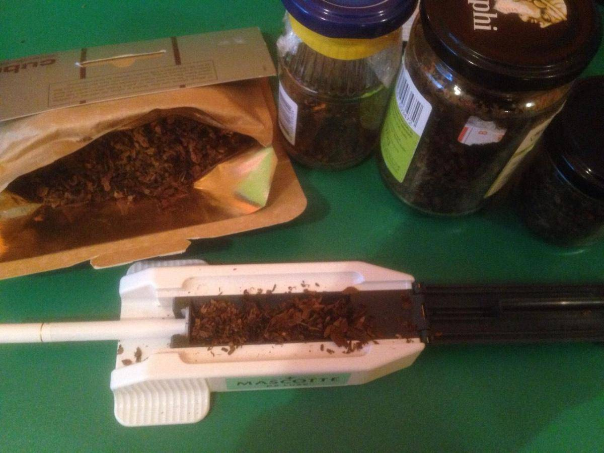Ароматизация табака эфирным маслом