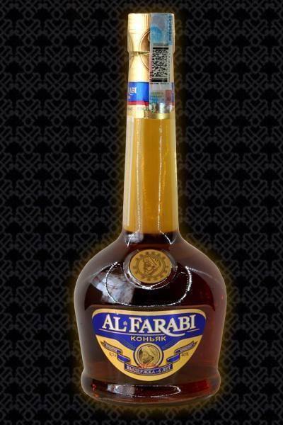 Обзор коньяка Аль-Фараби