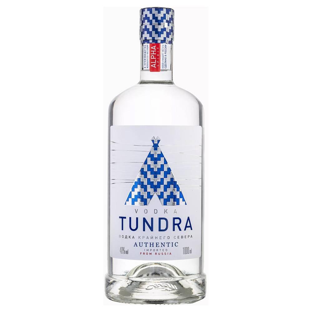 Водка тундра: отзывы покупателей