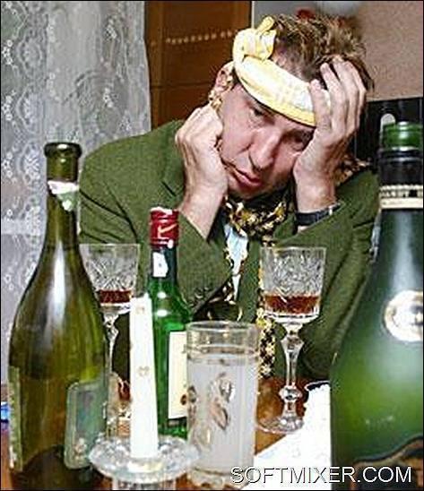 Как быстро протрезветь сильно пьяному человеку в домашних условиях