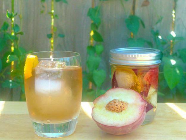 Ликер персиковый - рецепт приготовления + видео | наливали
