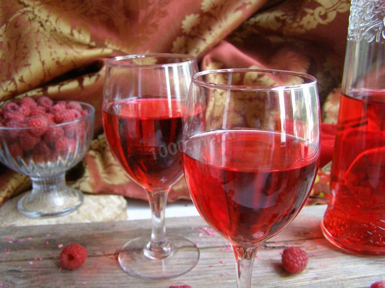 Вишнeвая (ягодная) наливка без добавления спирта, слабоалкогольная – кулинарный рецепт