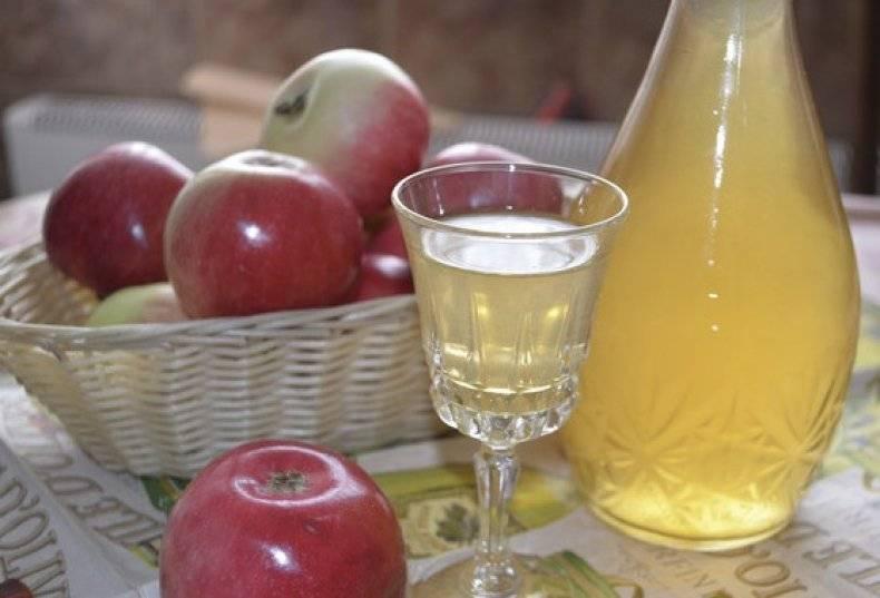 Как приготовить яблочный ликер в домашних условиях