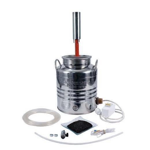 Самогонный аппарат «меркурий» – комплектация и применение модели + видео | наливали