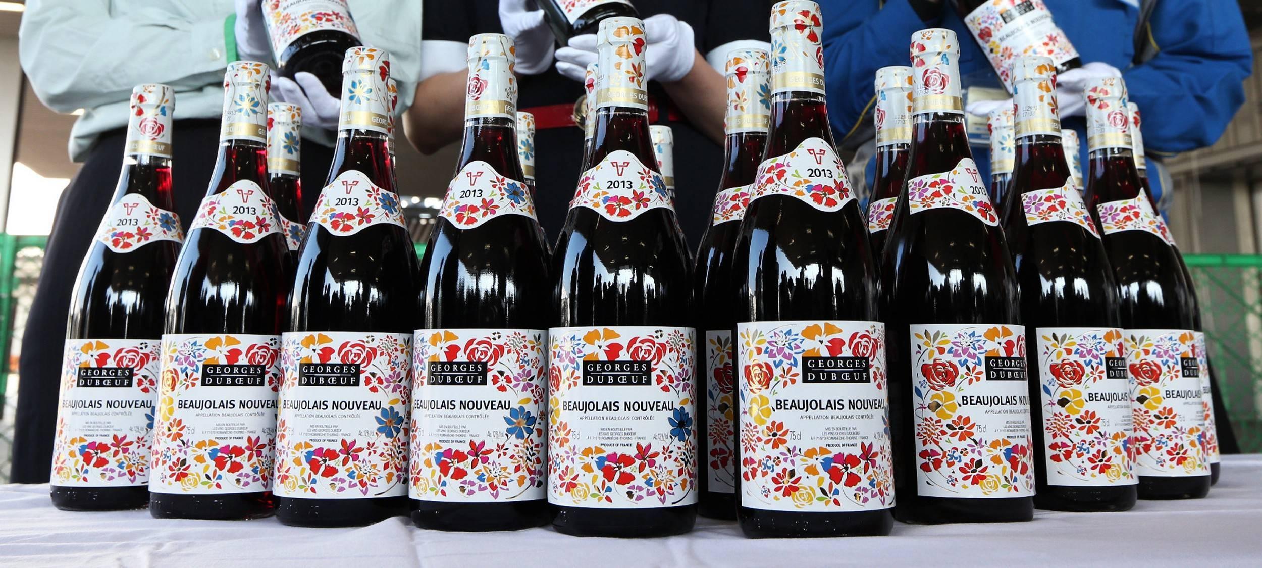 Праздник молодого вина beaujolais nouveau во франции (информация, фото)