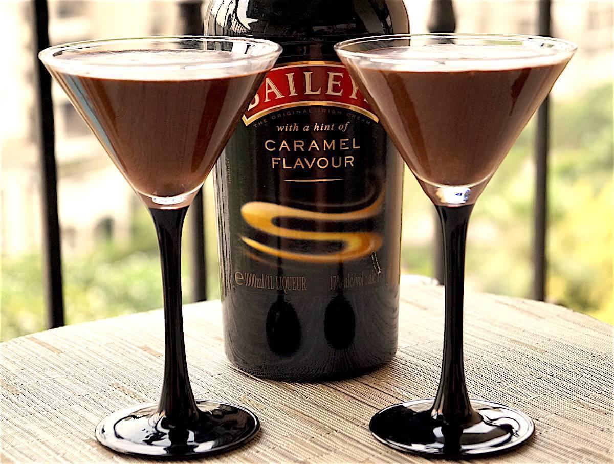 Идеальное сочетание вкусов в одном бокале: рецепты коктейлей с «бейлисом»
