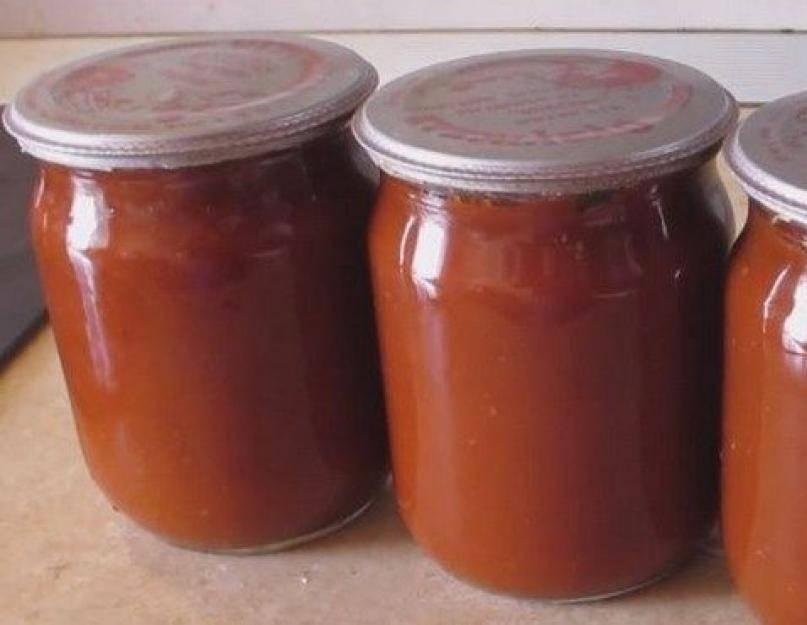 Рецепт самогона из томатной пасты