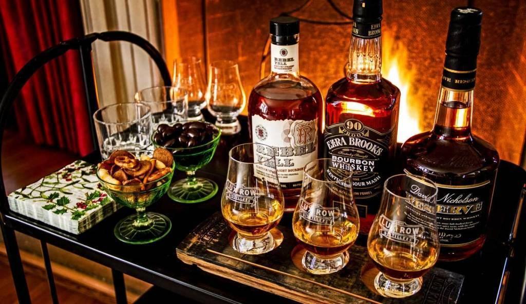Из чего делают виски: состав, технология производства напитка