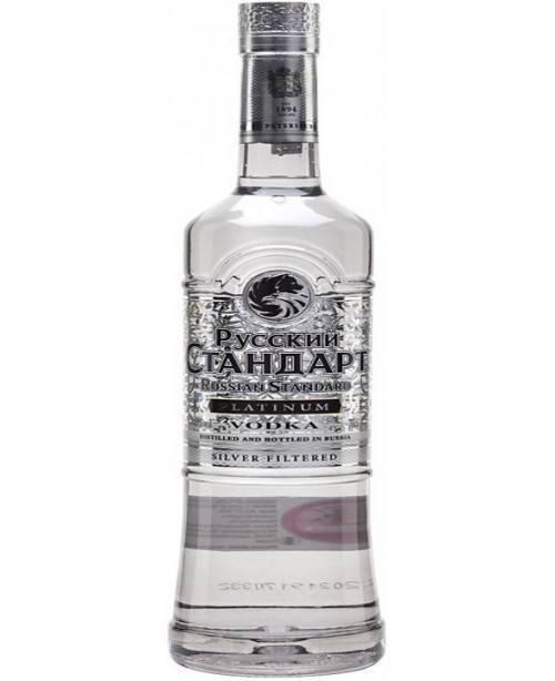 Русский стандарт (russian standard vodka)