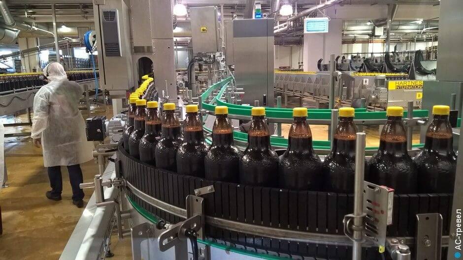 Лидское пиво — это не только завод, музей и коллекция ретро-бутылок