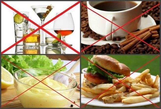 Что можно кушать после пищевого и алкогольного отравления