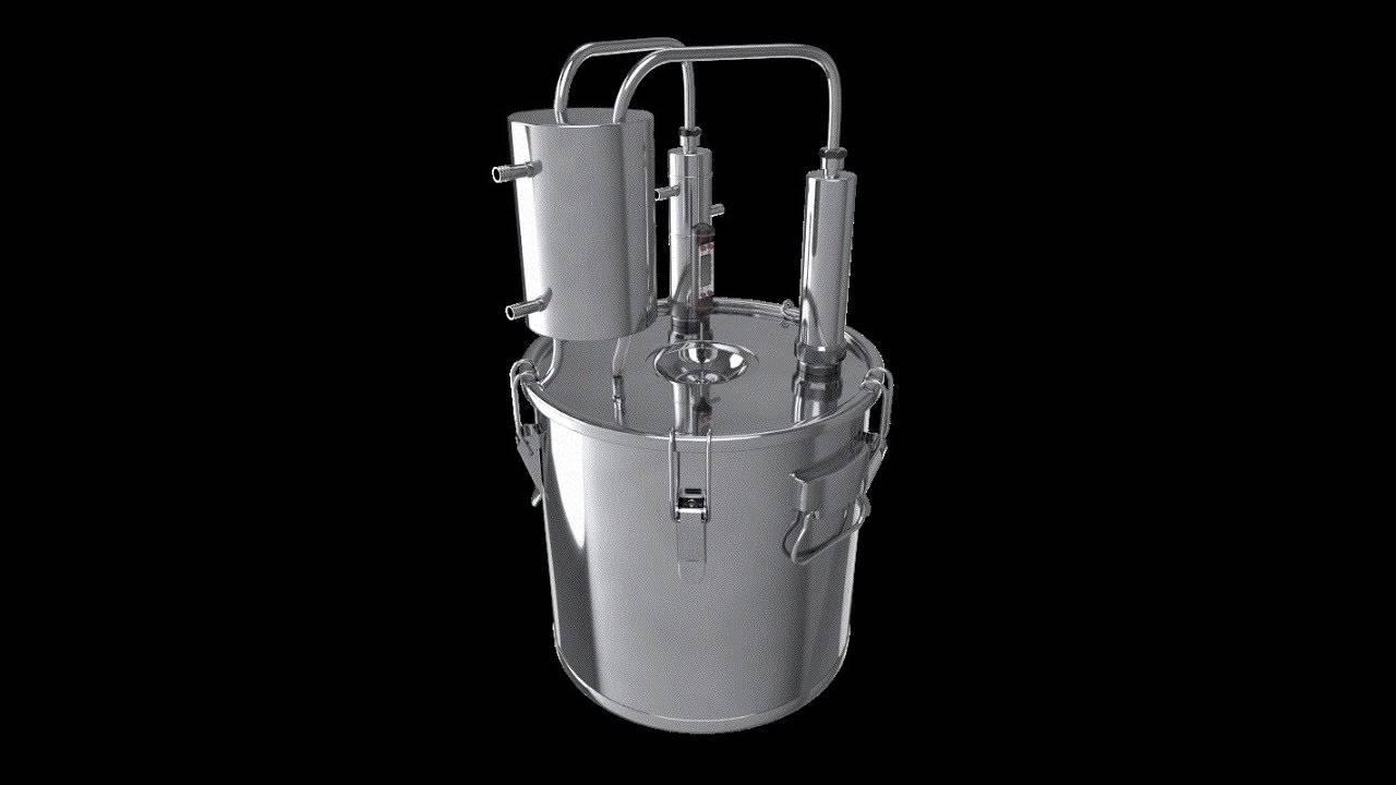 Устройство и принцип работы бытового дистиллятора. как выбрать лучший для самогона?