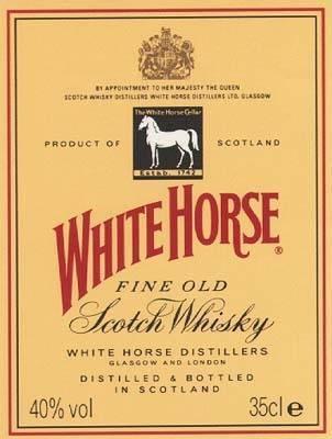 Виски white horse и его особенности