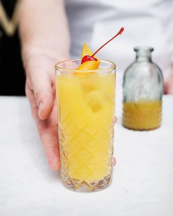 Коктейль отвертка — рецепт с фото: как сделать алкогольный screwdriver в домашних условиях