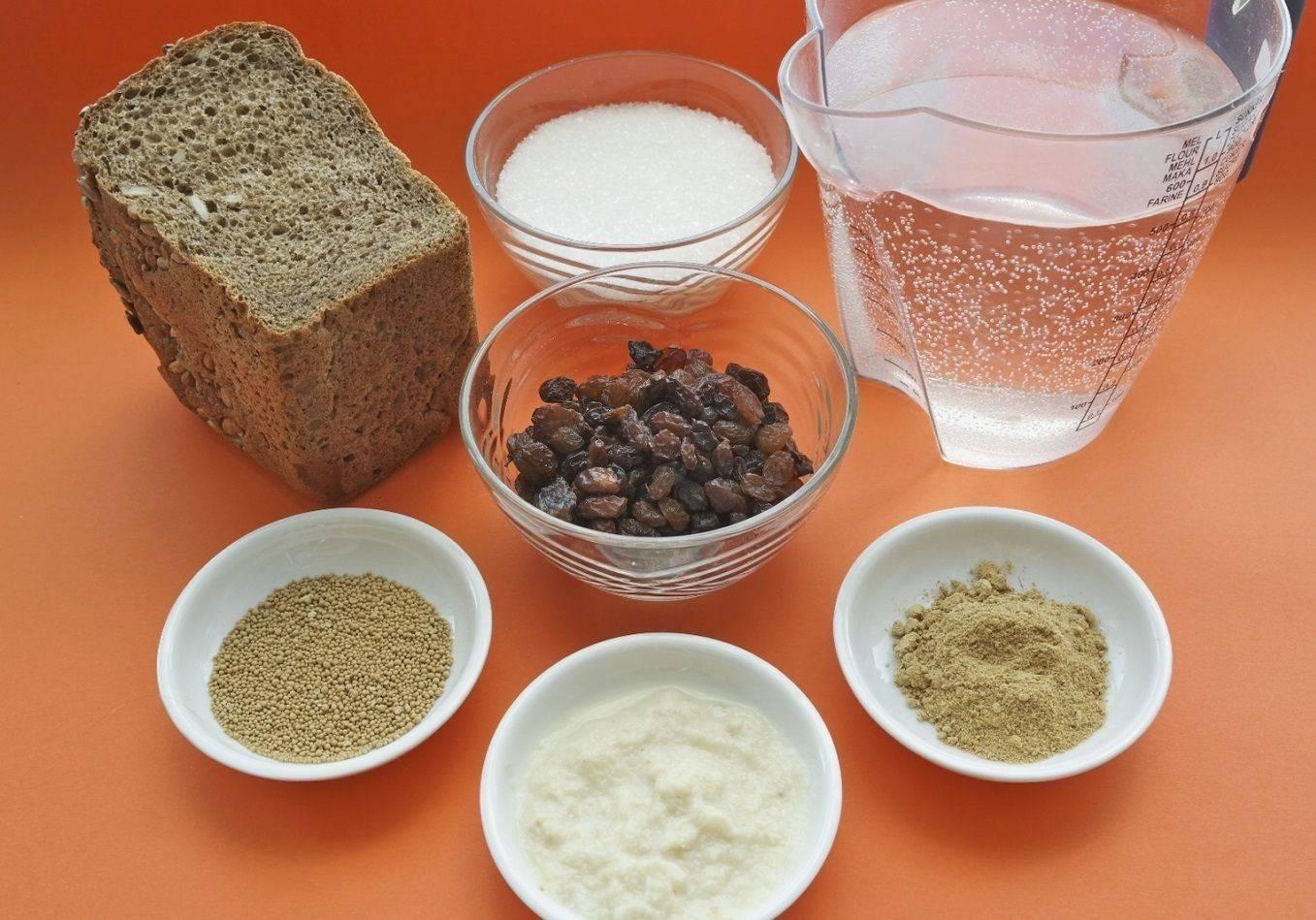 Приготовление кваса из сухого кваса. как поставить на 3 литра в домашних условиях?