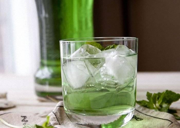 Мятная настойка на водке: рецепты приготовления