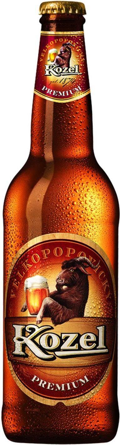 Пиво «велкопоповицкий козел»: виды, производитель, отзывы