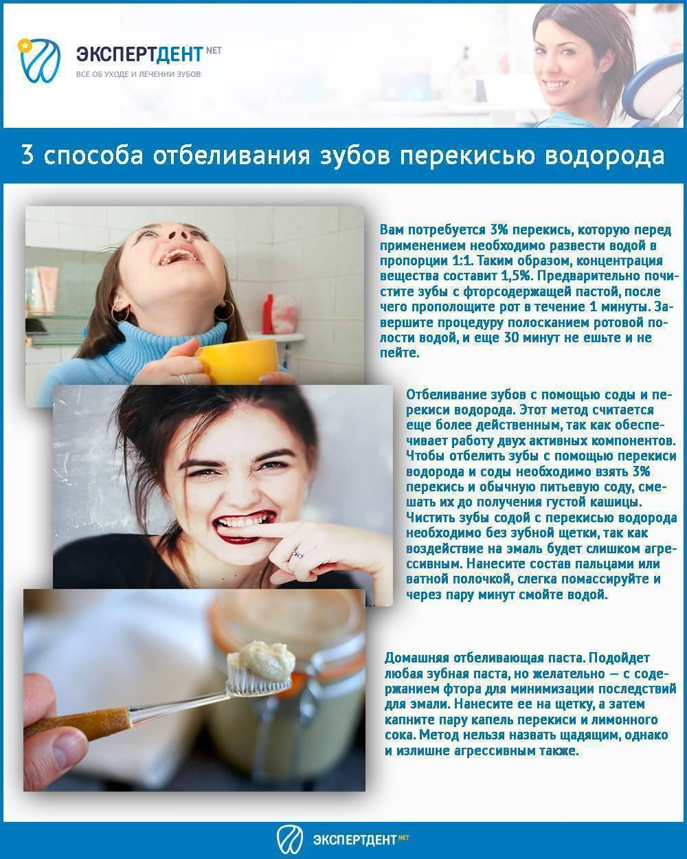 Способы бросить курить с помощью соды - о болезнях