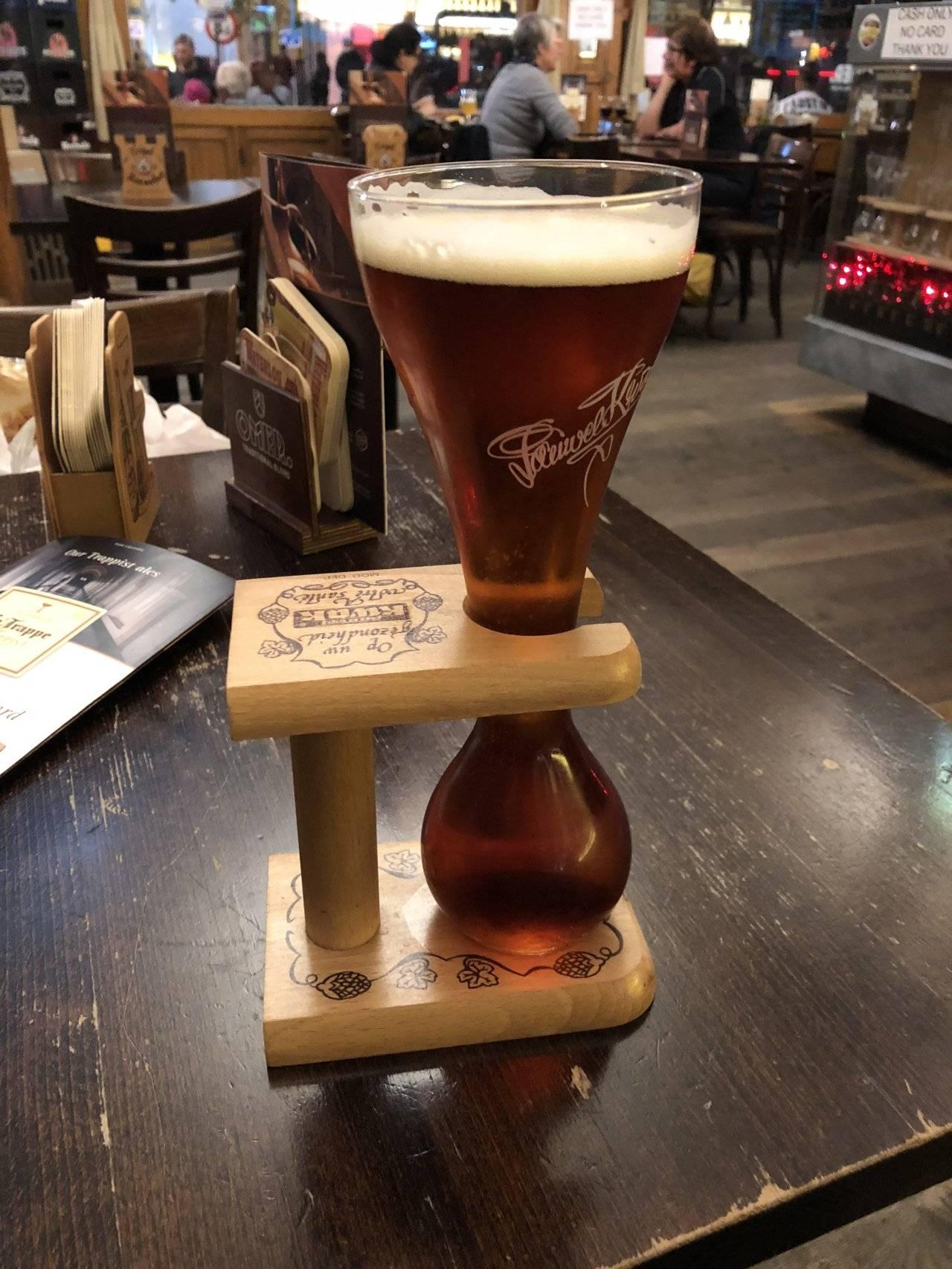 Особенности бельгийского пива