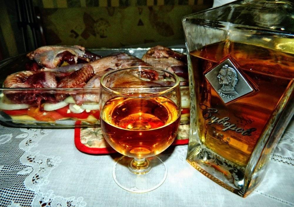 Как пить и чем закусывать коньяк — правила этикета