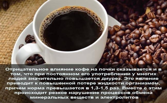 Вреден ли кофе для печени мнения врачей и исследования