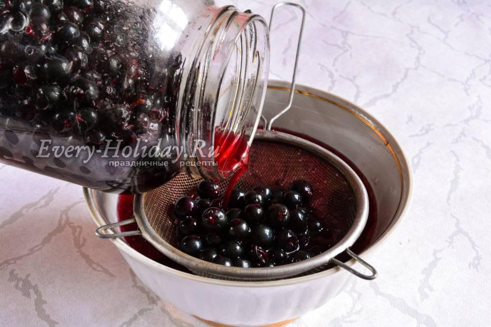 Ликер из белой смородины — рецептура на водке, коньяке, самогоне