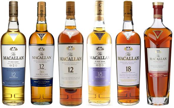 Обзор линейки видов виски Макаллан: особенности производства, вкуса и цены