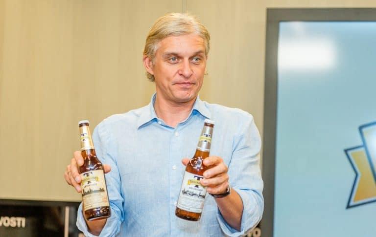 Пиво «тинькофф» - напиток для настоящих ценителей :: syl.ru