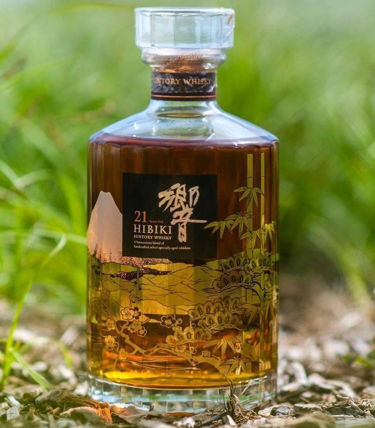 Обзор виски Hibiki (Хибики)