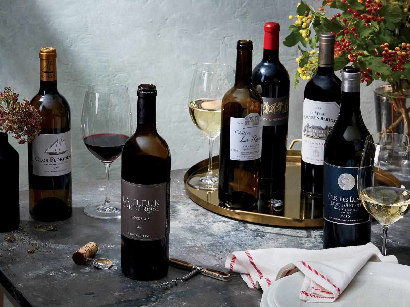 5 лучших вин бордо | блог сомелье