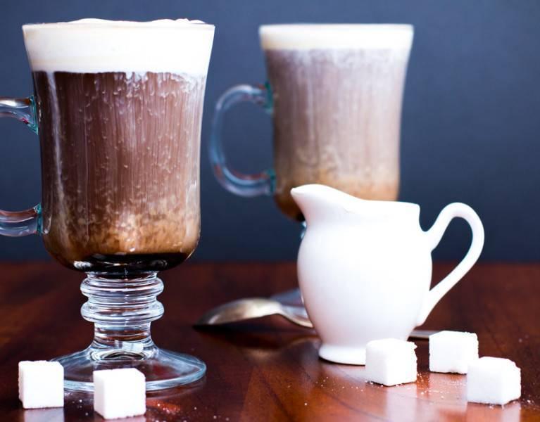 Как сделать коктейль ирландский кофе в домашних условиях