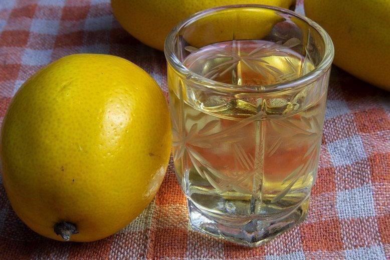Настойка самогона на лимоне – домашние рецепты