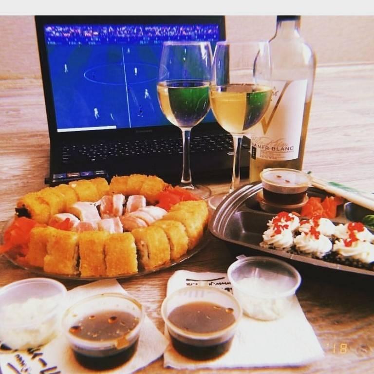 Как правильно пить саке и чем закусывать
