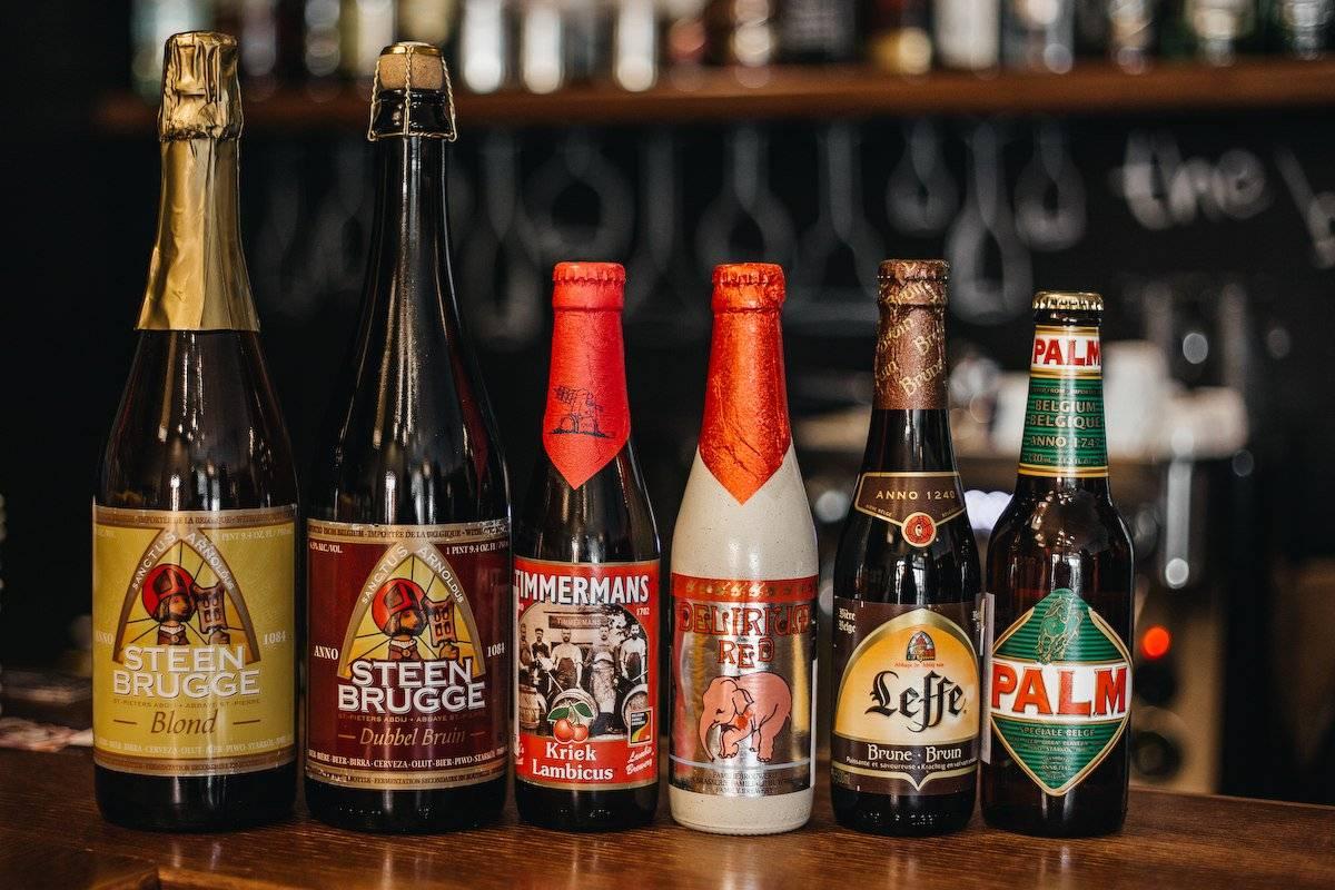 Бельгийское белое пиво — википедия. что такое бельгийское белое пиво