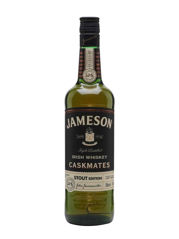 Обзор виски Jameson (Джемисон)
