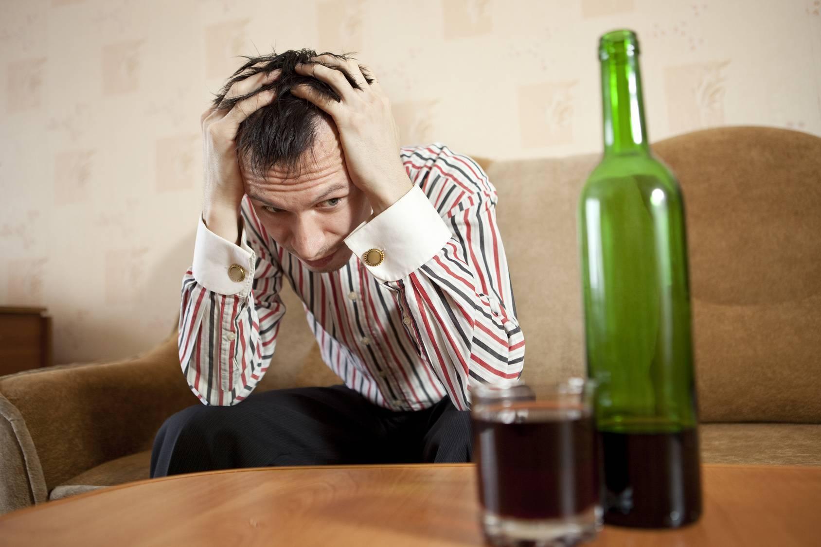 Чувство тревоги после употребления алкоголя - всё об алкоголизме