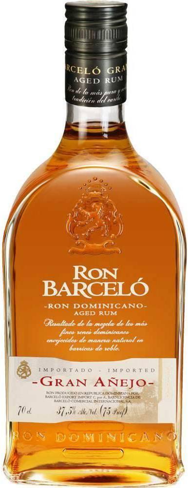 Ром барсело или бакарди что лучше - дачный сезон