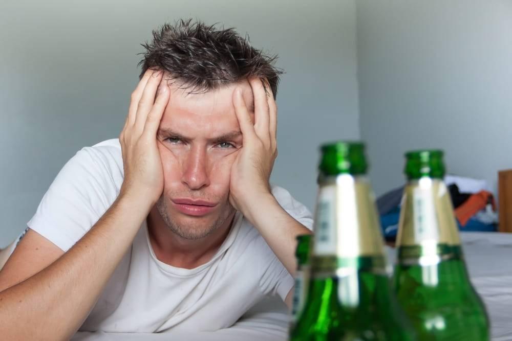 Влияние пива на организм мужчины и оценка вреда