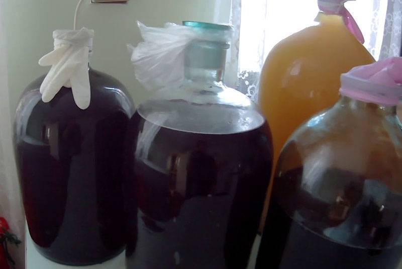 Как сделать самогон из винограда в домашних условиях - пошаговый рецепт