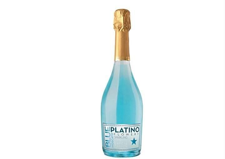 Голубое шампанское — просто сказка