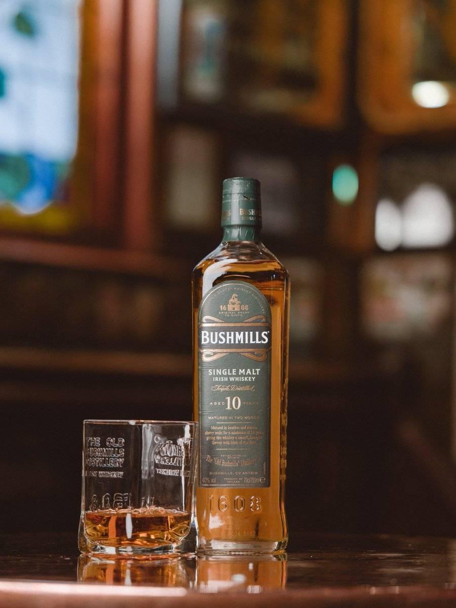 "Ирландский виски bushmills (""бушмилс""): описание, отзывы"