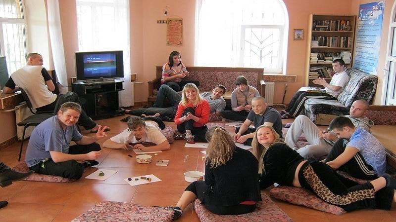 """Реабилитационный центр для алкоголиков в москве - """"помощь"""""""