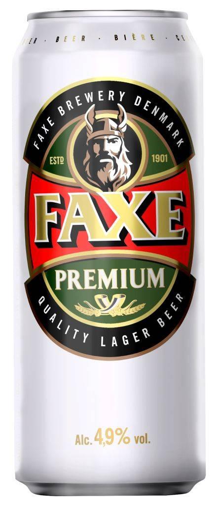 Faxe пиво: история, обзор видов + интересные факты