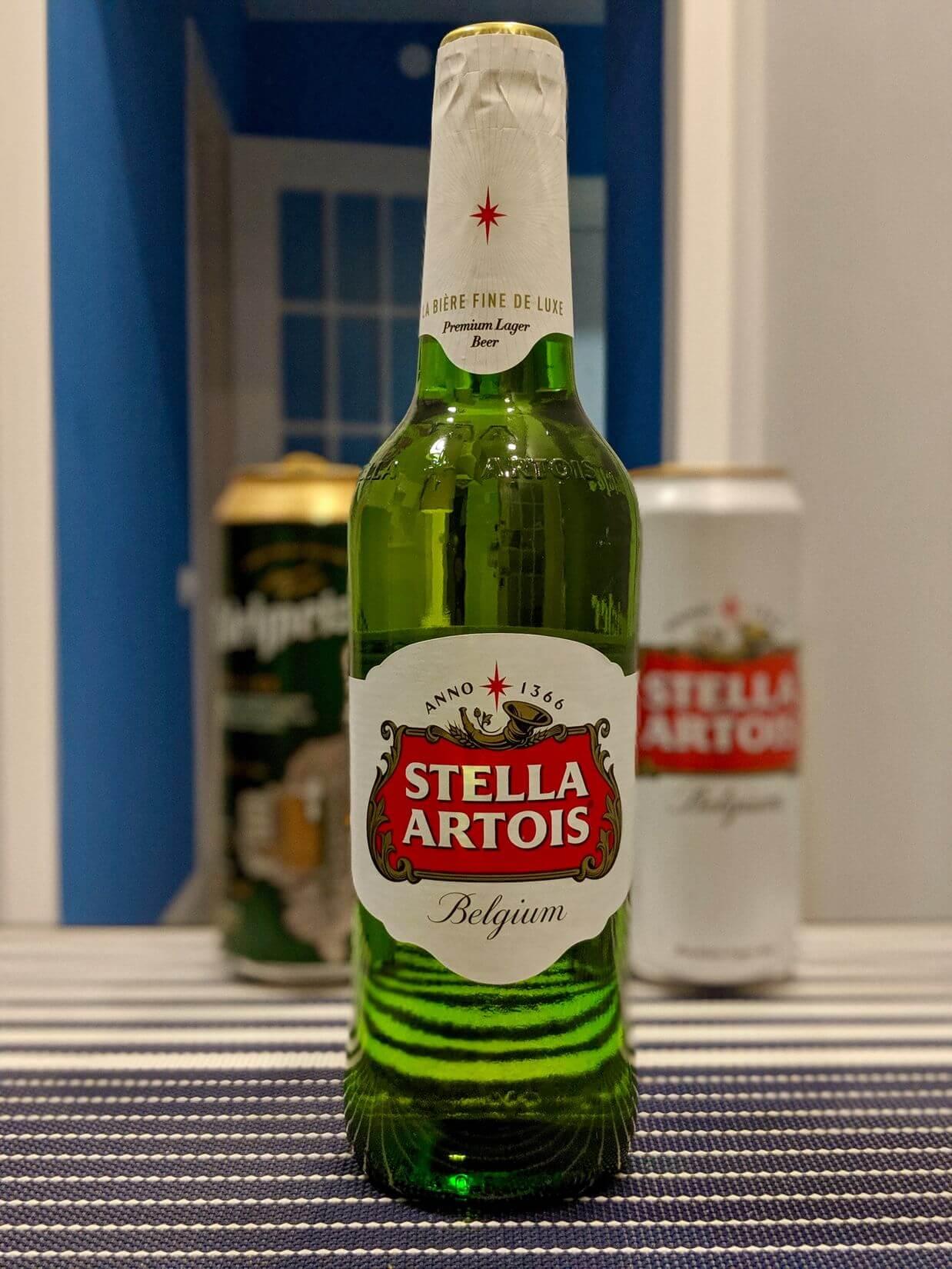Пиво стелла артуа и его основные характеристики + видео | наливали