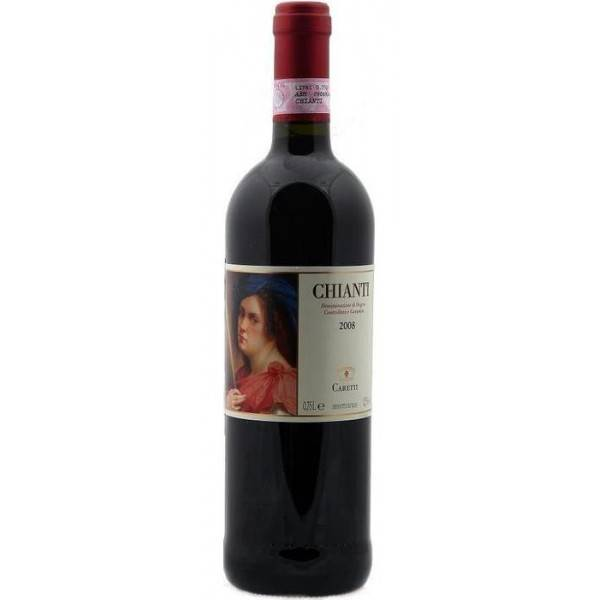 Красное вино «кьянти», руффино, классико, резерва