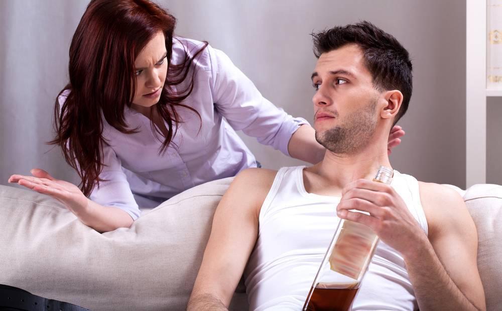 Негативное влияние алкоголя на мужскую потенцию