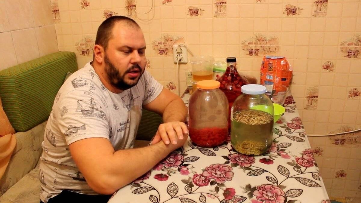 Рецепты бородинской настойки на самогоне