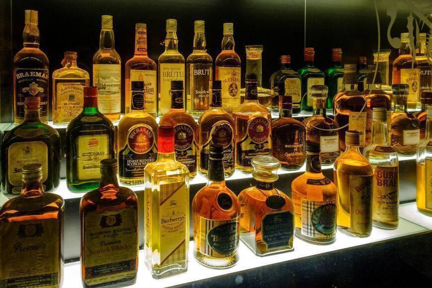 Односолодовый и купажированный. чем отличаются виски?