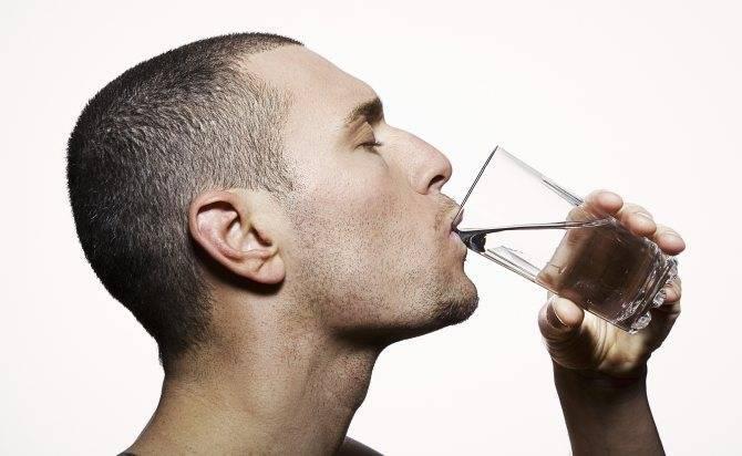 Что делать, если хочется пить перед сном